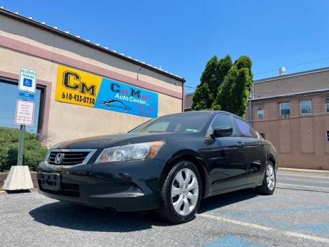 2010 Honda Accord for sale at Car Mart Auto Center II, LLC in Allentown PA