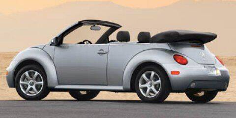 2005 Volkswagen New Beetle Convertible for sale at Contemporary Auto in Tuscaloosa AL