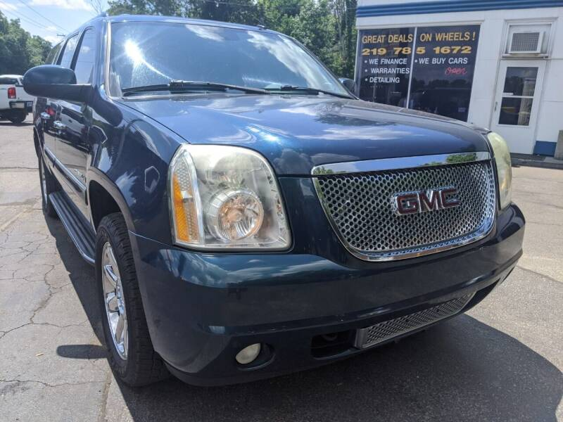 2007 GMC Yukon XL for sale at GREAT DEALS ON WHEELS in Michigan City IN