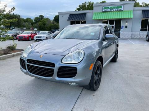 2005 Porsche Cayenne for sale at Cross Motor Group in Rock Hill SC