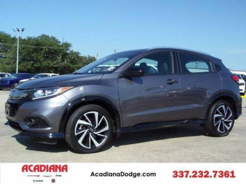 2019 Honda HR-V for sale at Acadiana Automotive Group - Acadiana DCJRF Lafayette in Lafayette LA