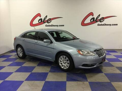 2013 Chrysler 200 for sale at Cole Chevy Pre-Owned in Bluefield WV