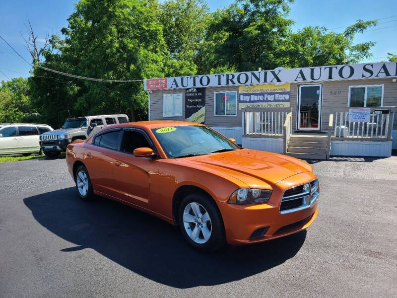 2011 Dodge Charger for sale at Auto Tronix in Lexington KY