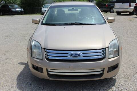 2007 Ford Fusion for sale at Bailey & Sons Motor Co in Lyndon KS