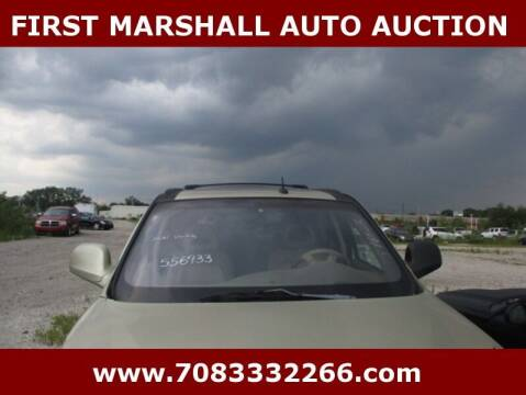 2003 Buick Rendezvous for sale at First Marshall Auto Auction in Harvey IL