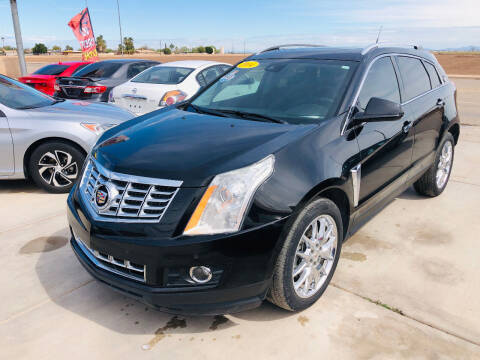2014 Cadillac SRX for sale at A AND A AUTO SALES in Gadsden AZ