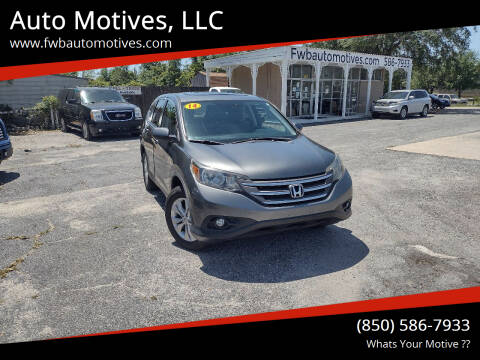 2014 Honda CR-V for sale at Auto Motives, LLC in Fort Walton Beach FL