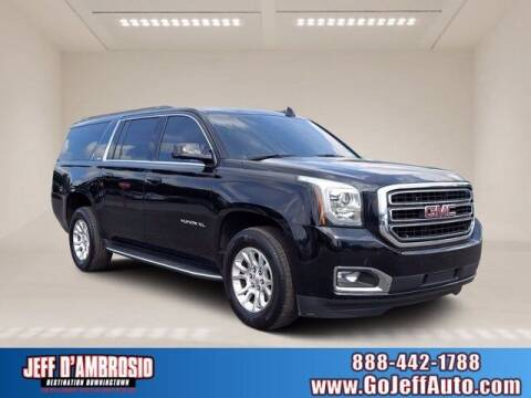 2018 GMC Yukon XL for sale at Jeff D'Ambrosio Auto Group in Downingtown PA
