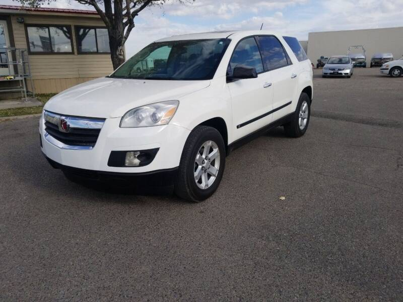 2007 Saturn Outlook for sale at Revolution Auto Group in Idaho Falls ID