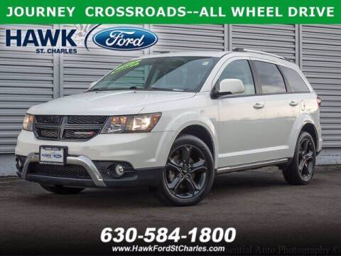2018 Dodge Journey for sale at Hawk Ford of St. Charles in St Charles IL