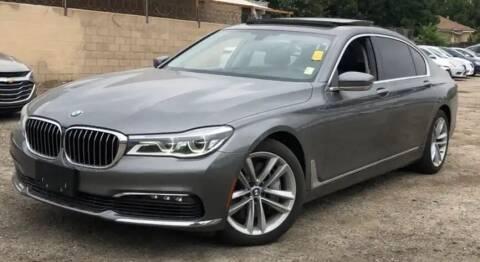 2016 BMW 7 Series for sale at Boktor Motors in Las Vegas NV
