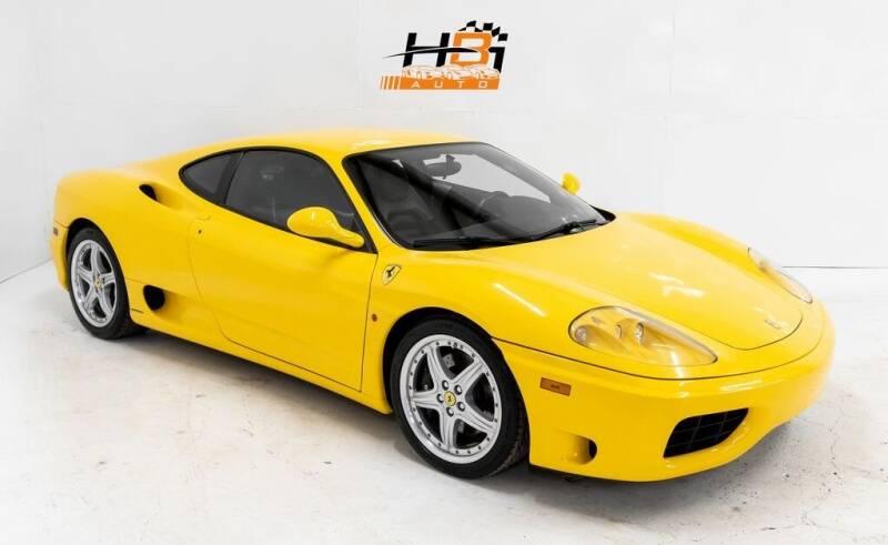 2000 Ferrari 360 Modena for sale in Mocksville, NC