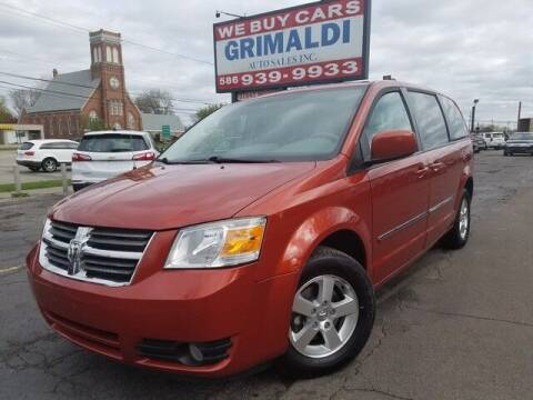 2008 Dodge Grand Caravan for sale at Grimaldi Auto Sales Inc in Warren MI