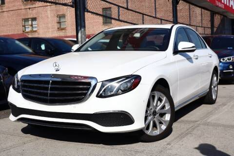 2018 Mercedes-Benz E-Class for sale at HILLSIDE AUTO MALL INC in Jamaica NY