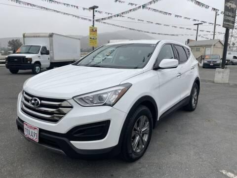 2015 Hyundai Santa Fe Sport for sale at Los Compadres Auto Sales in Riverside CA