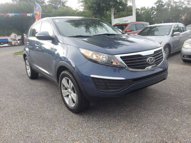 2012 Kia Sportage for sale at Yep Cars in Dothan AL