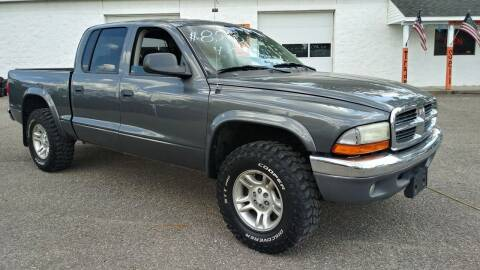 2004 Dodge Dakota for sale at Easy Does It Auto Sales in Newark OH
