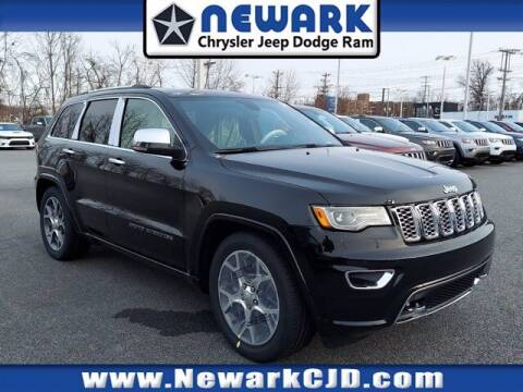 2021 Jeep Grand Cherokee for sale at NEWARK CHRYSLER JEEP DODGE in Newark DE