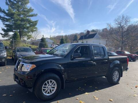 2014 Nissan Frontier for sale at Premiere Auto Sales in Washington PA