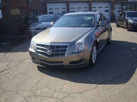 2010 Cadillac CTS for sale at MOTORAMA INC in Detroit MI