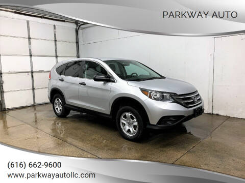 2014 Honda CR-V for sale at PARKWAY AUTO in Hudsonville MI