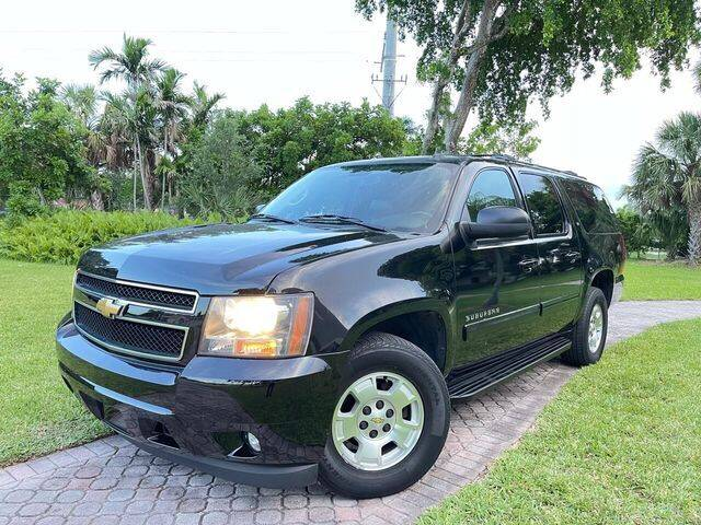 2013 Chevrolet Suburban for sale at Citywide Auto Group LLC in Pompano Beach FL