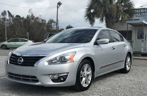 2015 Nissan Altima for sale at Emerald Coast Auto Group LLC in Pensacola FL