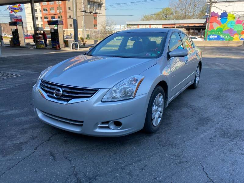 2011 Nissan Altima for sale at Exotic Automotive Group in Jersey City NJ