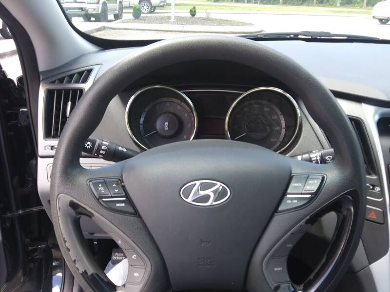 2012 Hyundai Sonata GLS 4dr Sedan 6A - Pleasant View TN