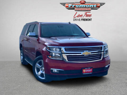 2015 Chevrolet Suburban for sale at Rocky Mountain Commercial Trucks in Casper WY
