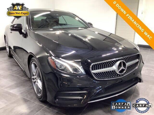2018 Mercedes-Benz E-Class for sale in Carrollton, TX