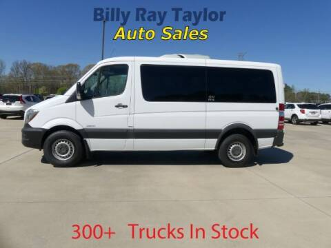 2016 Mercedes-Benz Sprinter Passenger for sale at Billy Ray Taylor Auto Sales in Cullman AL