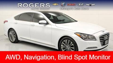 2016 Hyundai Genesis for sale at ROGERS  AUTO  GROUP in Chicago IL