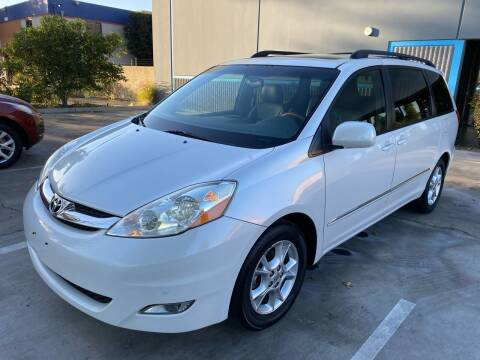 2006 Toyota Sienna for sale at 7 Auto Group in Anaheim CA
