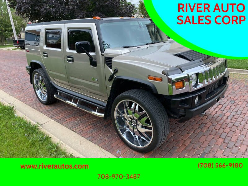 2003 HUMMER H2 for sale at RIVER AUTO SALES CORP in Maywood IL