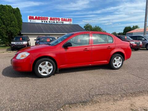 2006 Chevrolet Cobalt for sale at BLAESER AUTO LLC in Chippewa Falls WI