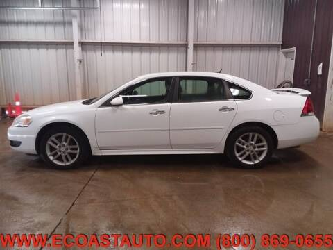 2012 Chevrolet Impala for sale at East Coast Auto Source Inc. in Bedford VA