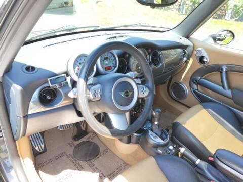 2006 MINI Cooper for sale at DNZ Auto Sales in Costa Mesa CA