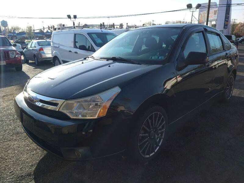 2009 Ford Focus for sale at P J McCafferty Inc in Langhorne PA