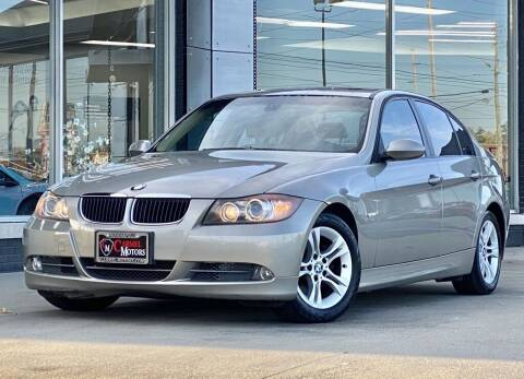 2008 BMW 3 Series for sale at Carmel Motors in Indianapolis IN