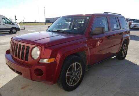 2009 Jeep Patriot for sale at Green Light Auto in Sioux Falls SD