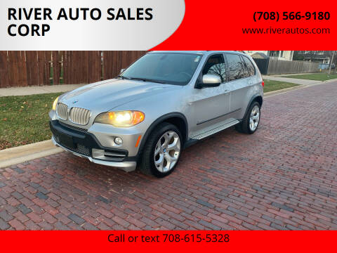 2010 BMW X5 for sale at RIVER AUTO SALES CORP in Maywood IL