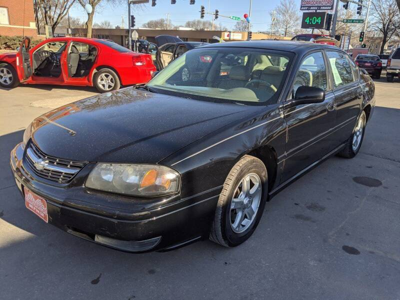 2005 Chevrolet Impala for sale at Corridor Motors in Cedar Rapids IA