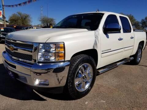 2013 Chevrolet Silverado 1500 for sale at California Auto Sales in Amarillo TX