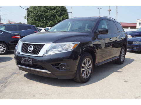 2016 Nissan Pathfinder for sale at Credit Connection Sales in Fort Worth TX
