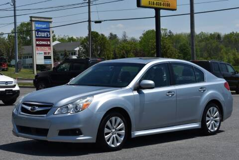 2012 Subaru Legacy for sale at Broadway Garage of Columbia County Inc. in Hudson NY