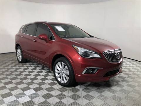 2018 Buick Envision for sale at Allen Turner Hyundai in Pensacola FL