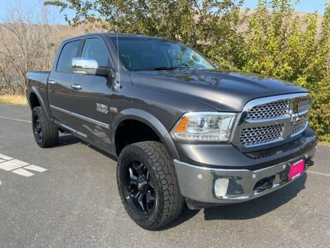 2017 RAM Ram Pickup 1500 for sale at Clarkston Auto Sales in Clarkston WA