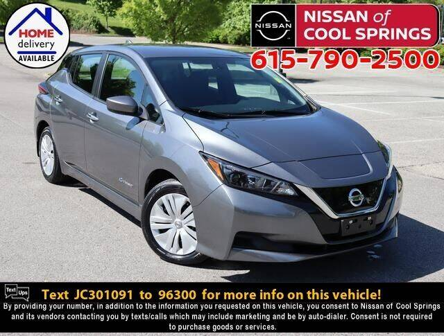 2018 Nissan LEAF for sale in Franklin, TN