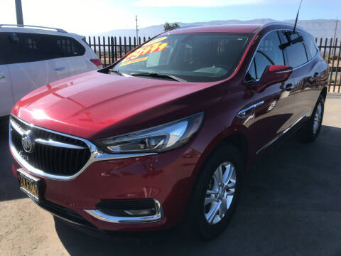 2019 Buick Enclave for sale at Soledad Auto Sales in Soledad CA